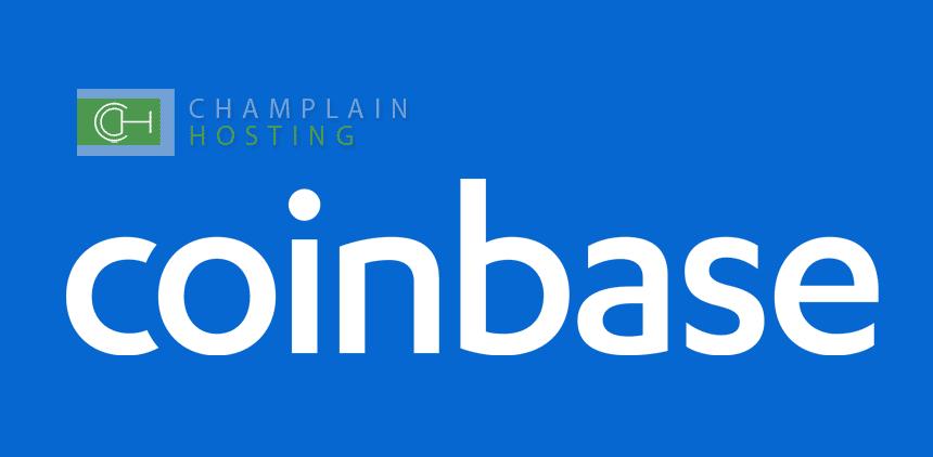 Buy Website Hosting using Coinbase
